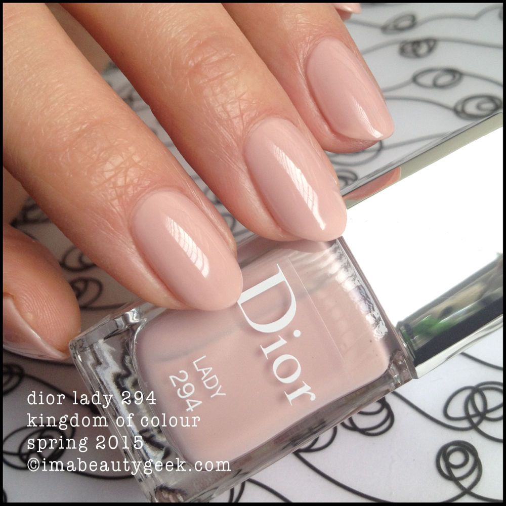 DIOR VERNIS: KINGDOM OF COLOURS 2015 | Lackieren und Nails