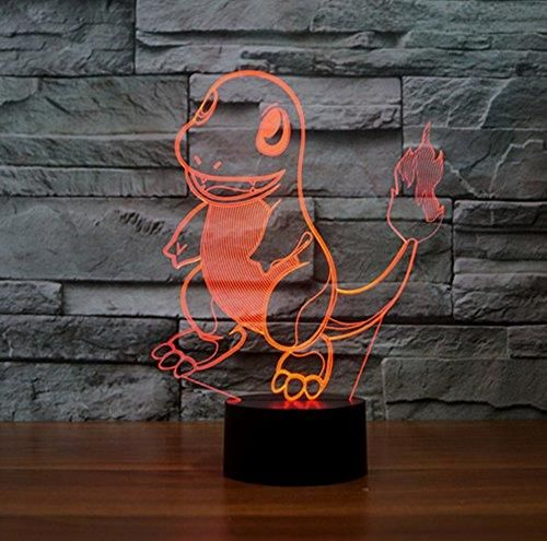 Pin By Dale Upton On Upton S Gathering Of Unusual Things 3d Led Lamp Color Changing Lamp Giant Wall Art