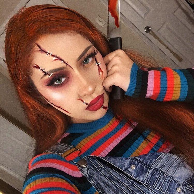 Pin by ᎶᎥᎶᎥ on F**king HALLOWEEN!! Halloween makeup