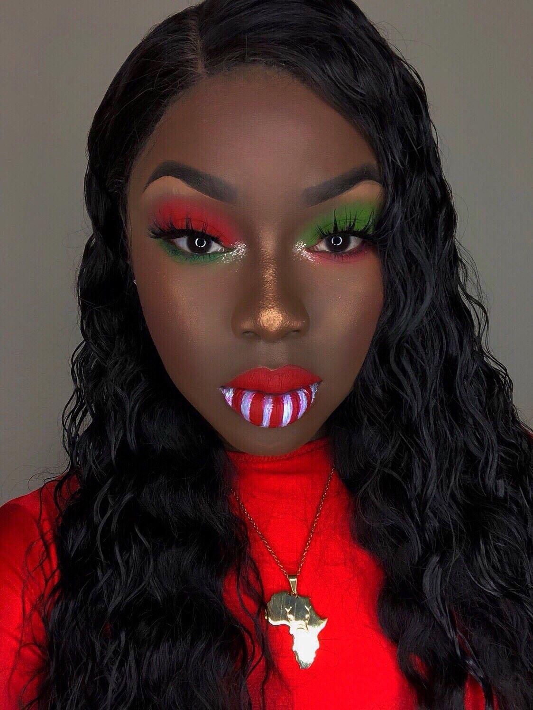 Makeup Ig marleydollmua Vegas makeup, Makeup, Makeup on