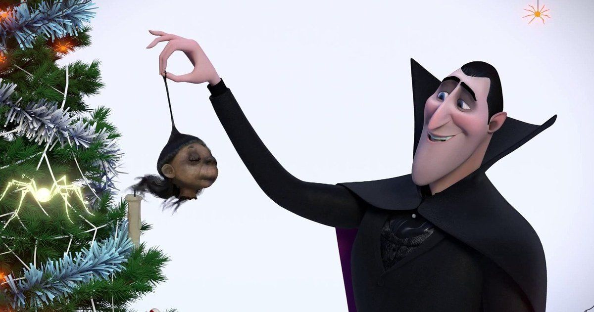 Hotel Transylvania 4 Gets A Christmas 2021 Release Date With