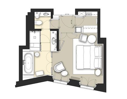 Superior Bedrooms Milan 5 Star Hotel Bulgari Hotel Resort Hotel Room Plan Hotel Floor Plan Room Planning