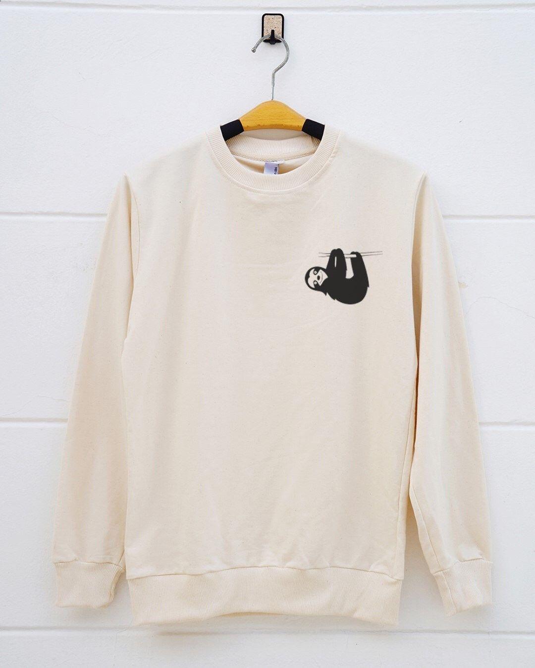 Pocket shirts sloth shirts . animal funny sloth tee shirts tumblr ...