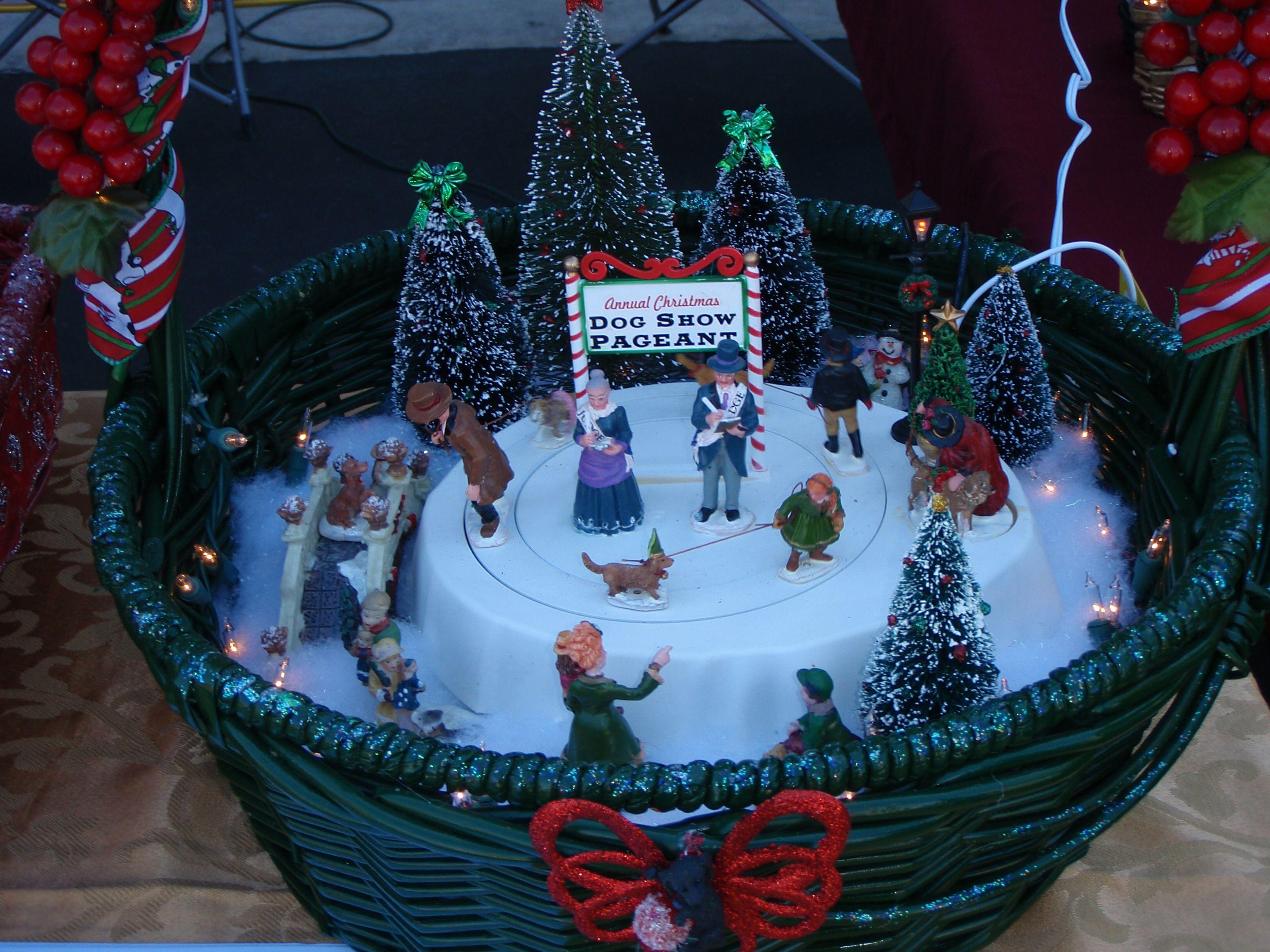 Custom handmade Village Baskets e of a kind ts Margaret