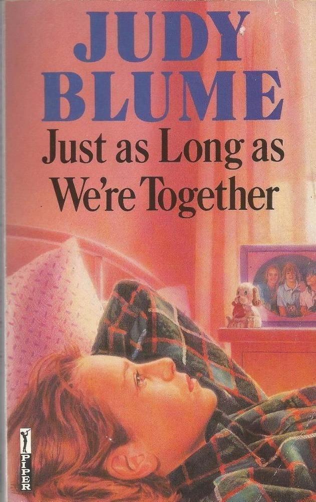 Just as Long as We re Together by Judy Blume - Paperback - S/Hand