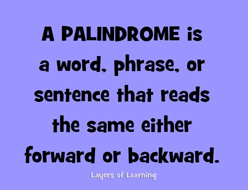 Worksheets Palindrome Riddles Worksheet eyes to play and dads on pinterest have some word fun with your kids building palindromes magnetic alphabet letters also