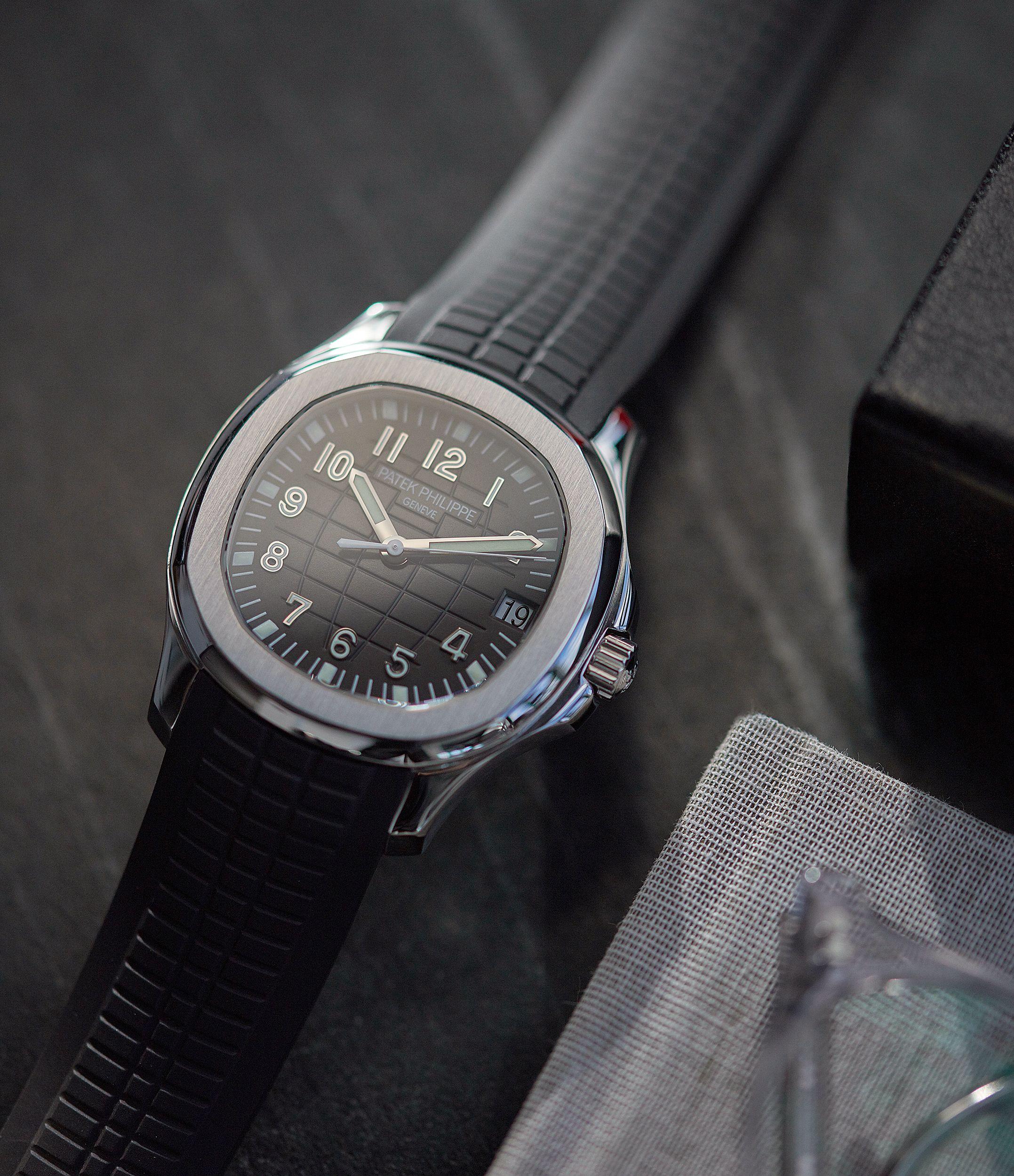 Aquanaut 5165a 001 Steel Patek Philippe Patek Philippe