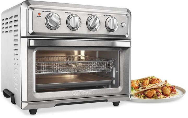 Cuisinart toa60 air fryer toaster oven reviews small
