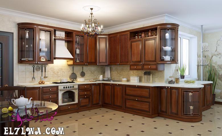 ديكورات مطابخ 2021 صور مطابخ سوف نتعرف سوي ا عبر هذا المقال على ديكورات مطابخ 2021 يعد المطبخ من أهم الغر Italian Kitchen Design Kitchen Decor Kitchen Design