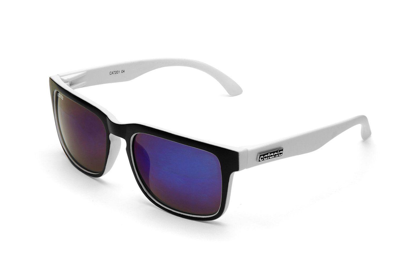 99c23d1ab Catania Occhiali Gafas de Sol - Modelo Wayfarer Vintage Classic - Gafas  Unisex - (Cristales UV400, UVA UVB) - Incluye Toallita de Limpieza:  Amazon.es: Ropa ...