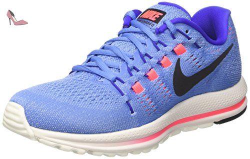 Nike Wmns Air Zoom Vomero 12, Sneakers Femme, Bleu (Polar/Black/