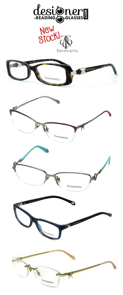 371a311f9a9 Want to see our new stock of Tiffany glasses  Check them out here!  eyewear   glasses  tiffany  designer