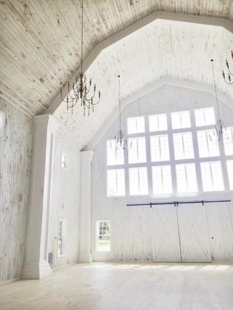 white sparrow barn dallas texas wedding venue