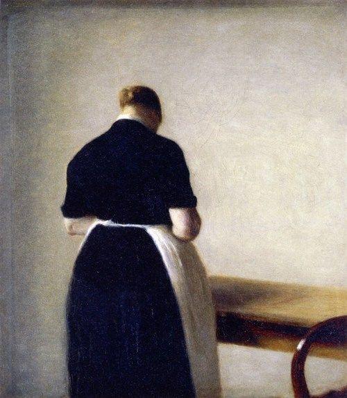 Vilhelm Hammershøi (1888)