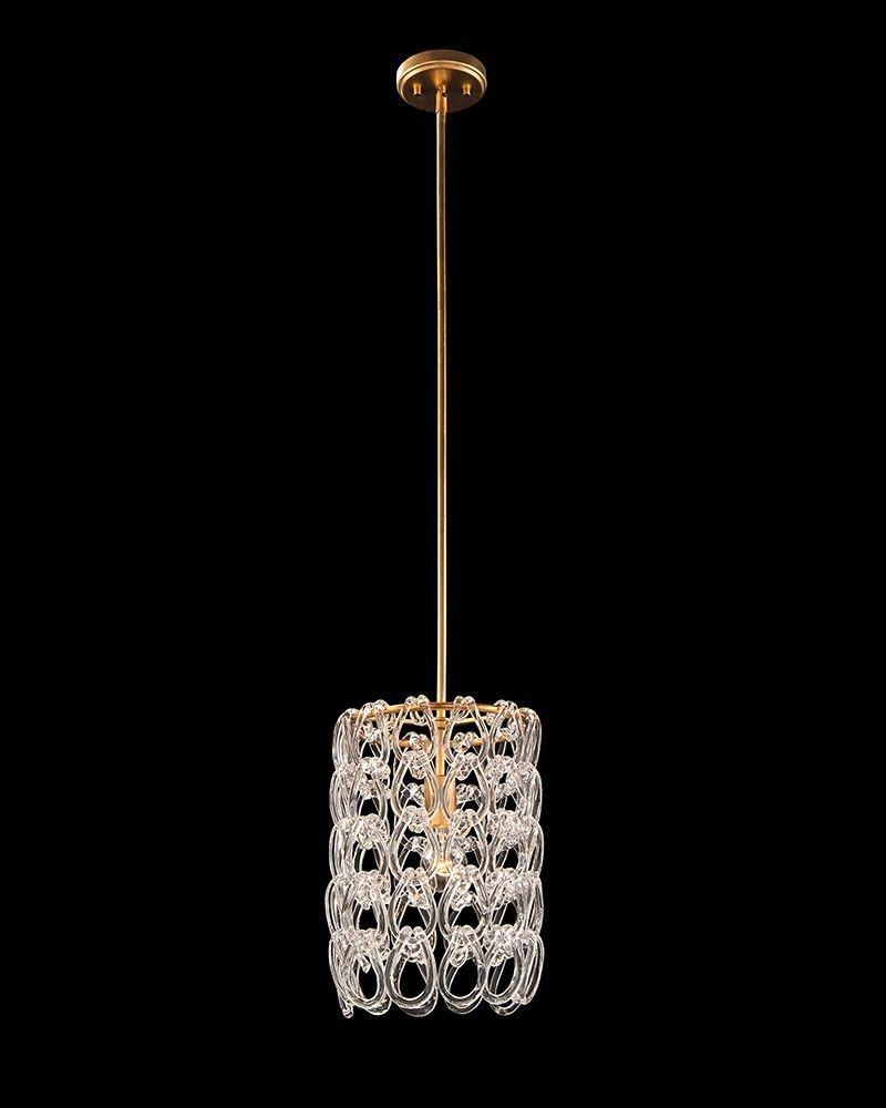 Crystal chain one light mini pendant fixed lighting lighting crystal chain one light mini pendant fixed lighting lighting our products arubaitofo Choice Image