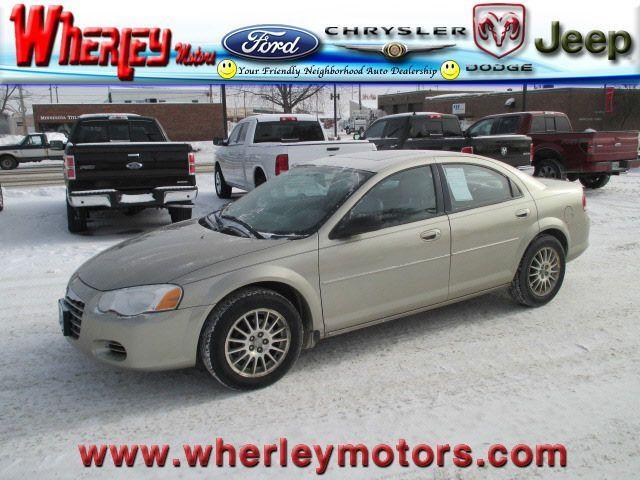 2005 Chrysler Sebring, 71,597 miles, $6,995.