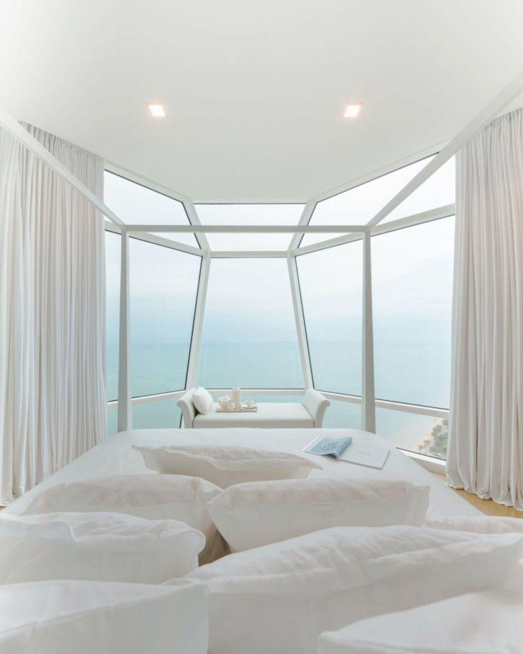 Luxury Beachfront Condo Development In Pattaya: Appartement De Vacances Luxueux Pattaya