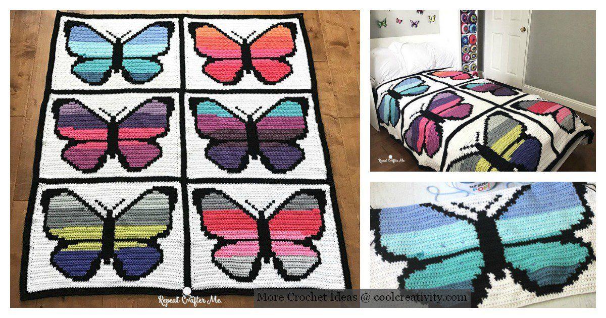 Colorful Stieg Afghan Häkelmuster Embellishment - Decke Stricken ...