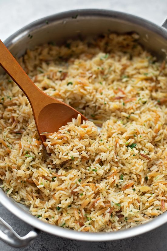 perfect rice pilaf food rice rice recipes rice dishes