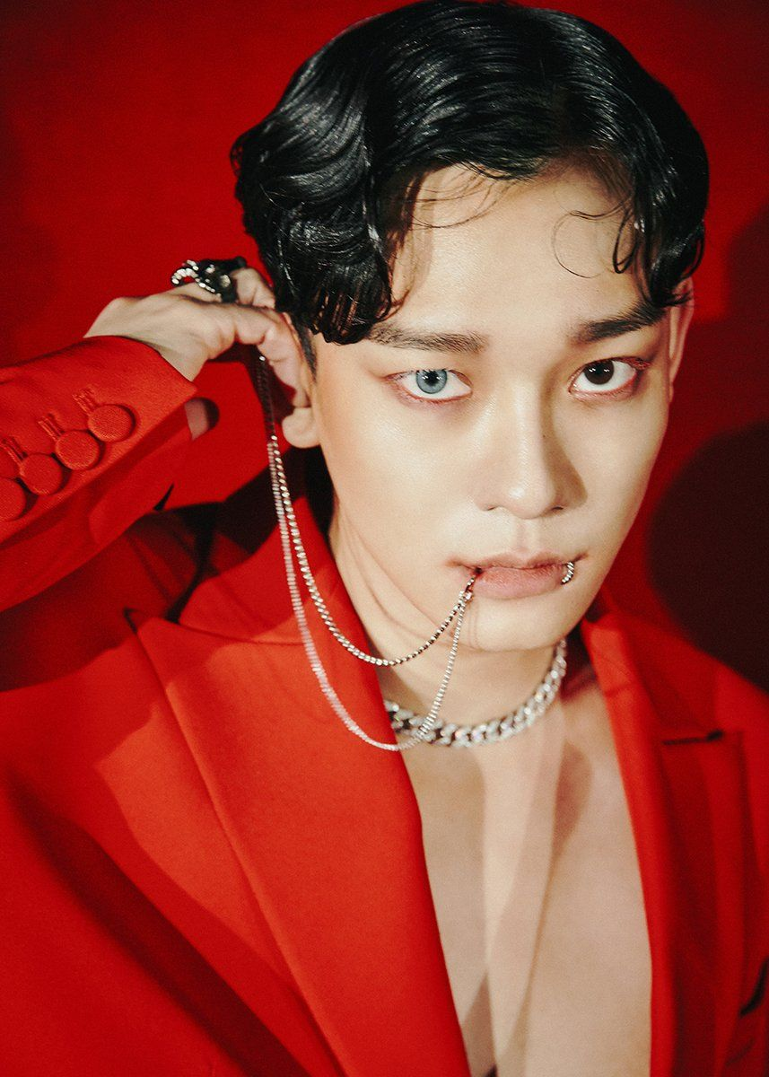 Exo Chen Obsession : obsession, OBSESSION, Chen,, Jongdae,