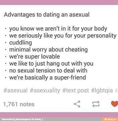Dating as an asexual