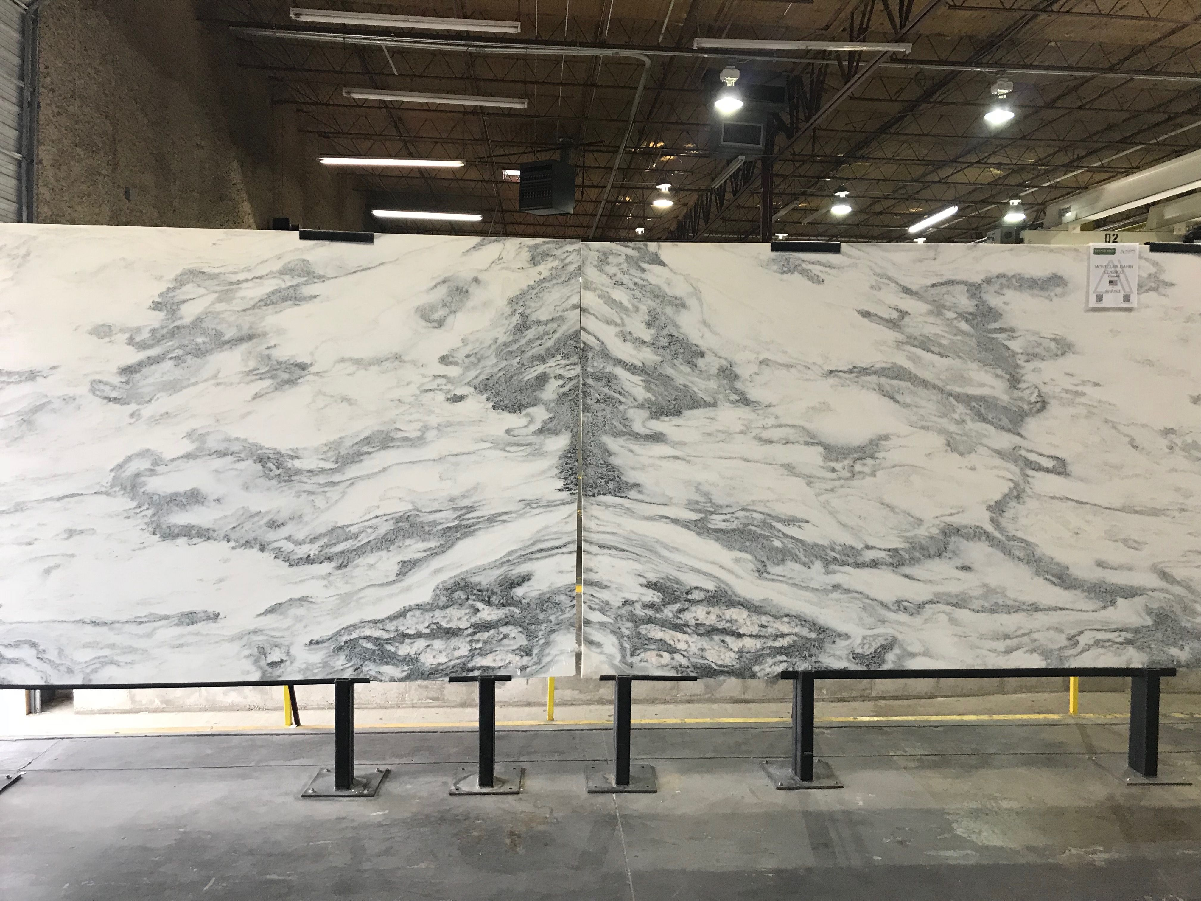Montclair Danby Marble By Allure Natural Stone In 2020 Natural Stones Marble Stone