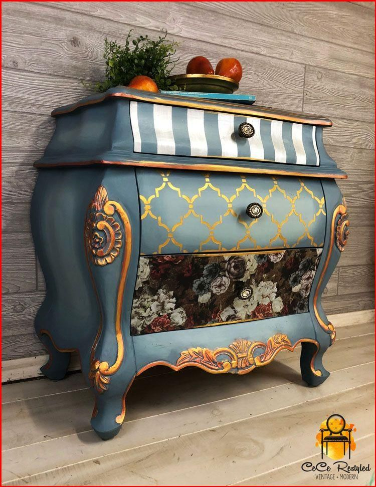 Bookcase Bookshelf Wooden Decorative Design Special Process Triple Rope Shelf Bookcase Home Decor Wall Decor Bookcase Wood Whimsical Painted Furniture Funky Painted Furniture Painted Furniture