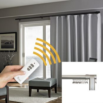 Erod Side Open Remote Controlled Motorized Window Hardware
