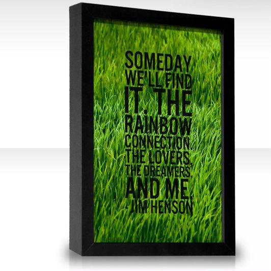 Jim Henson print