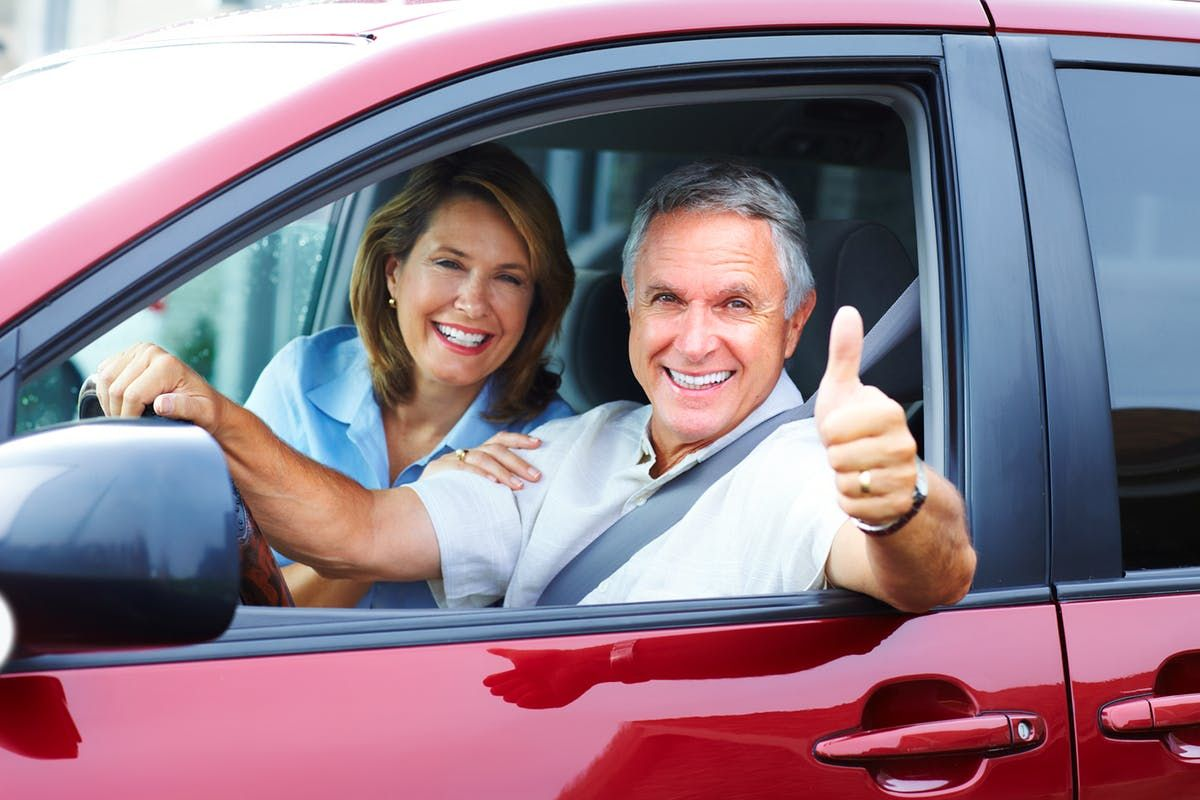 How To Get Senior Discounts On Car Rentals Car Rental Company