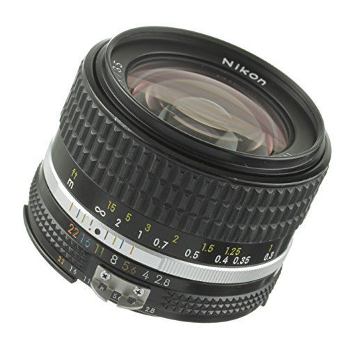 Nikon Nikkor 28mm 2.8 Ai-S CRC Lens * To view further for this item, visit the image link.