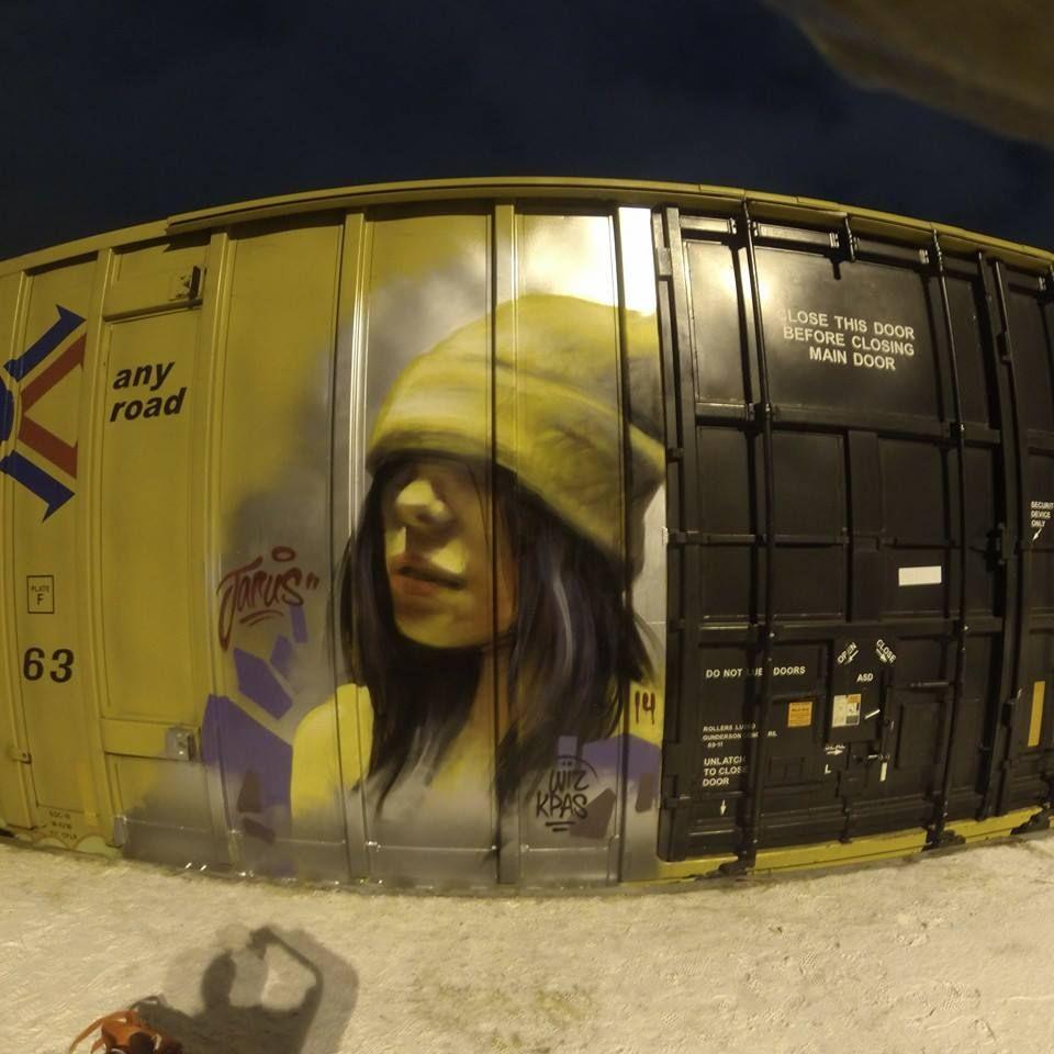 Young jarus art pinterest street art murals street art and