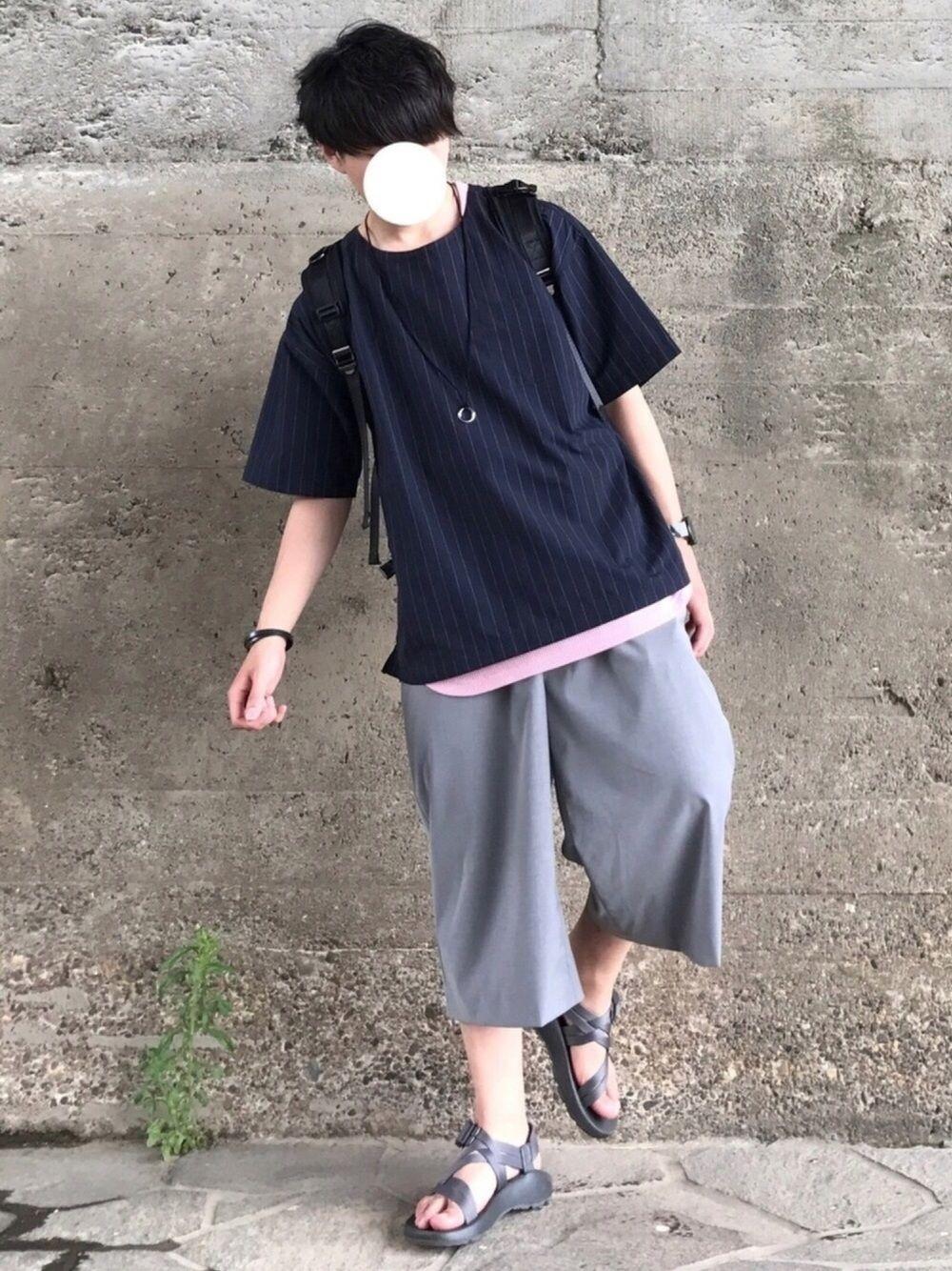 Ren|WEGOのシャツ/ブラウスを使ったコーディネート