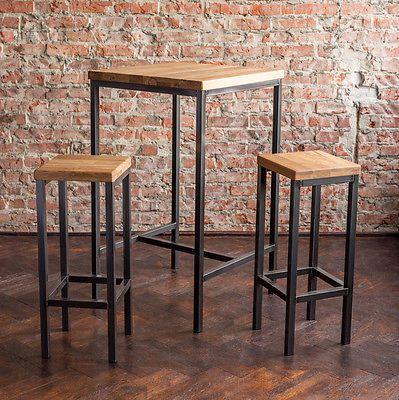 Bestloft bartisch stehtisch barhocker tresen barstuhl bar industrie design loft ebay