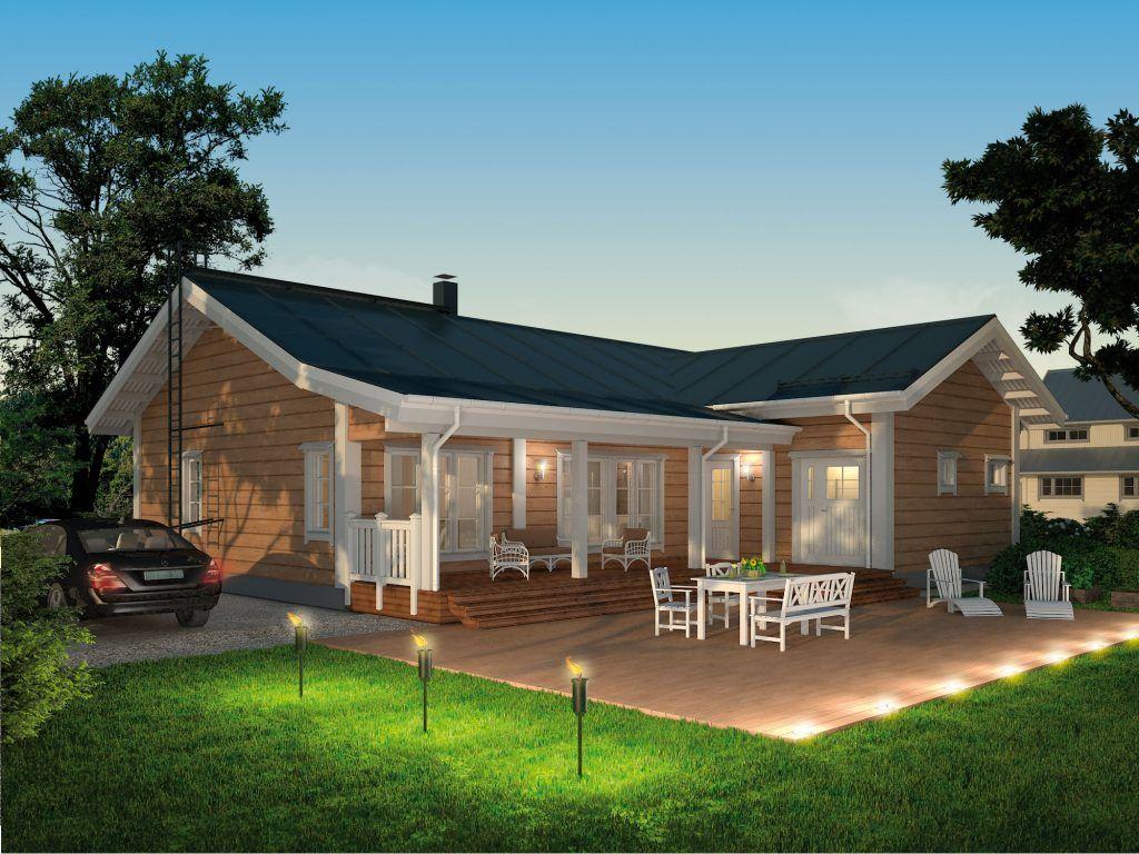 Classic Collection Traditional Scandinavian Style Log Homes For Quality Living Honka Modern Prefab Homes Prefab Homes Modular Home Designs