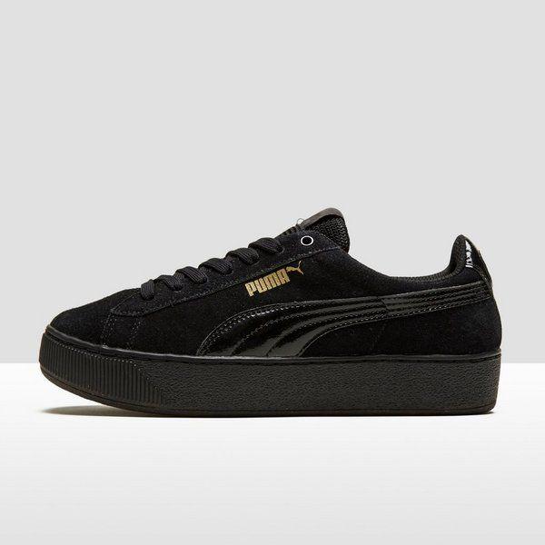 PUMA VIKKY PLATFORM | Puma vikky platform, Sneakers, Shoes