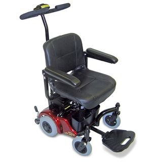 Rascal Wego Carer Controlled Electric Wheelchair Powered Wheelchair Outdoor Power Equipment