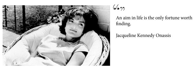 Jacqueline Kennedy quote   Jackie kennedy quotes, Woman ...