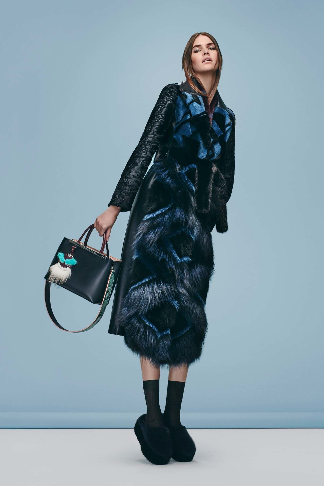 Fendi Pre-Fall 2016 Fashion Show