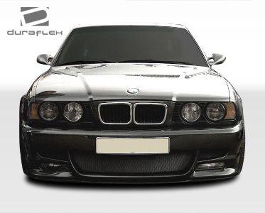 Duraflex 89 95 Bmw 5 Series M5 E34 Sr S Front Bumper Cover Kit Bmw Bmw 5 Series Bmw Black
