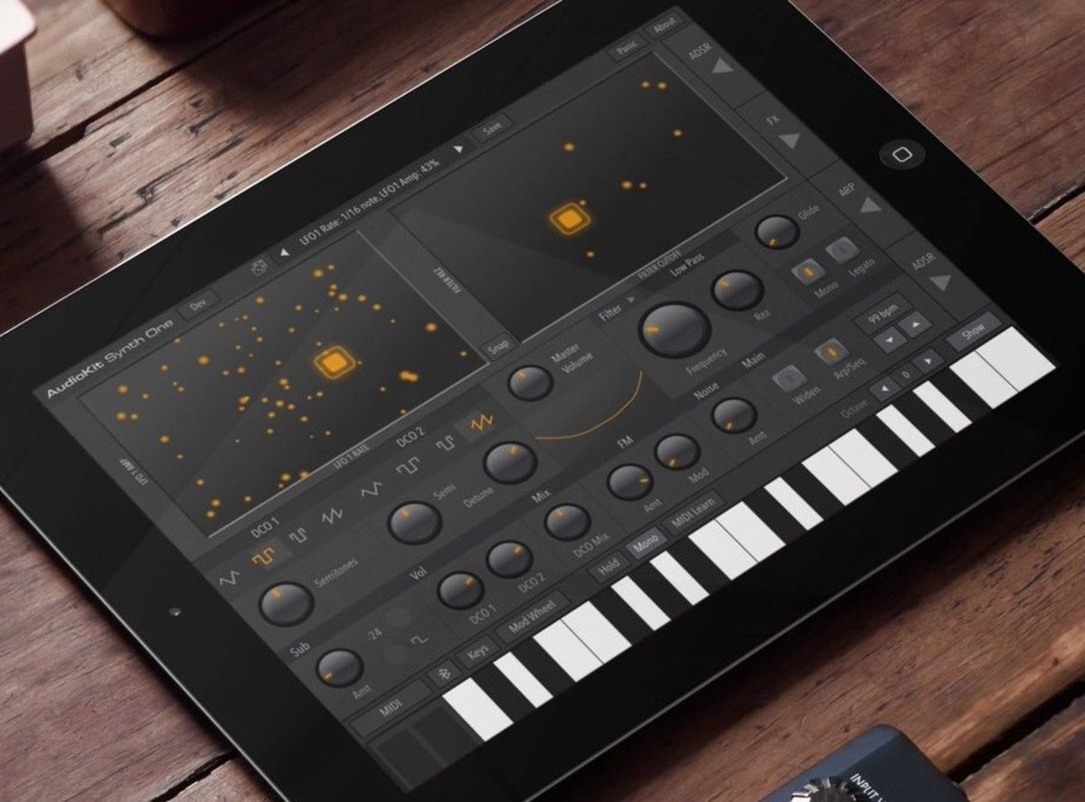 This Week in Free Stuff: The Best Free iPad Synth, Spitfire Audio