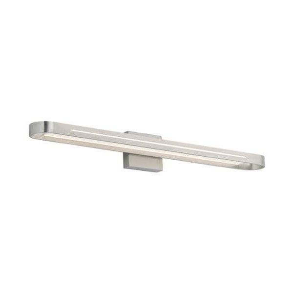 Lbl lighting ba868led830 vertura 1 light 36 wide low voltage led bath 396