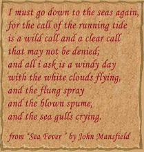 poem i must go down to the sea again