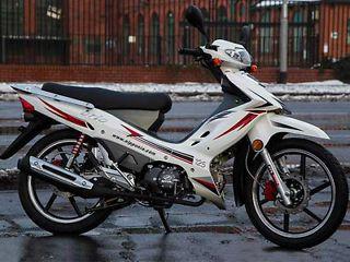 Nipponia Brio 125cc Semi Auto Step Thru - http://motorcyclesforsalex.com/nipponia-brio-125cc-semi-auto-step-thru/