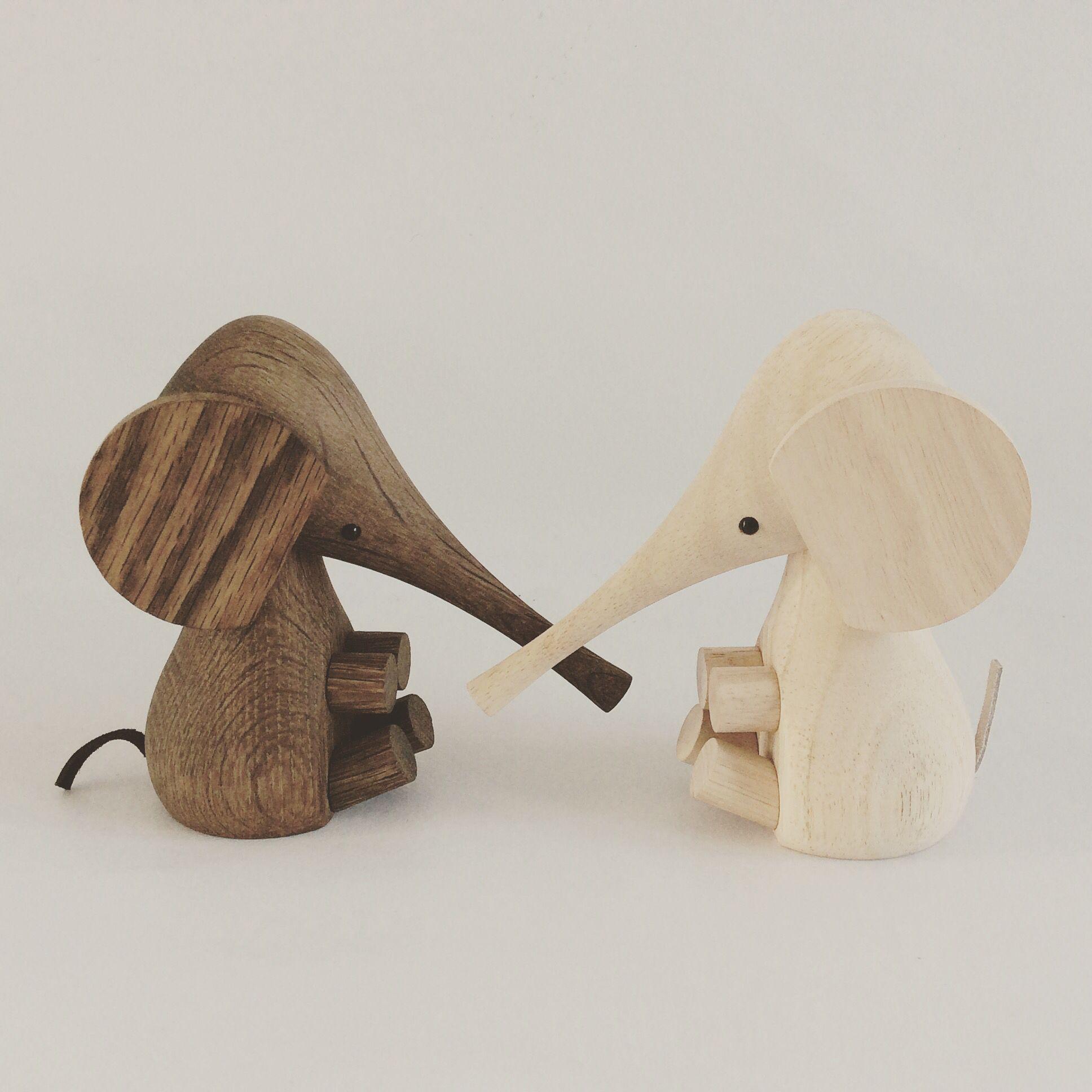 Lucie kaas elefanter