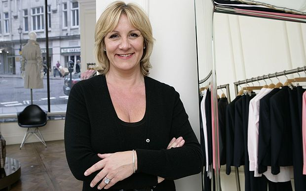 Modeconnect.com Fashion News – January 6, 2014 – Former Pringle of Scotland & Aquascutum CEO Kim Winser to expand in UK & South Korea her new fashion brand sold on-line & in pop-up shops