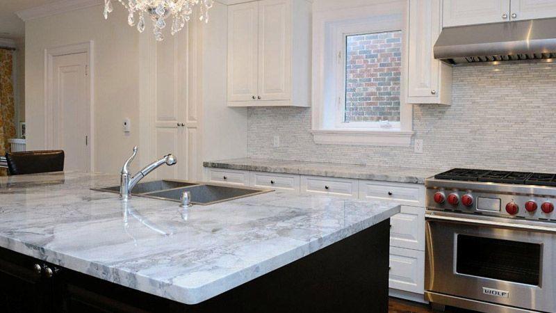 Superbe Super White Countertops $59.99 Per Sf Sale Chicago IL, MN, IN