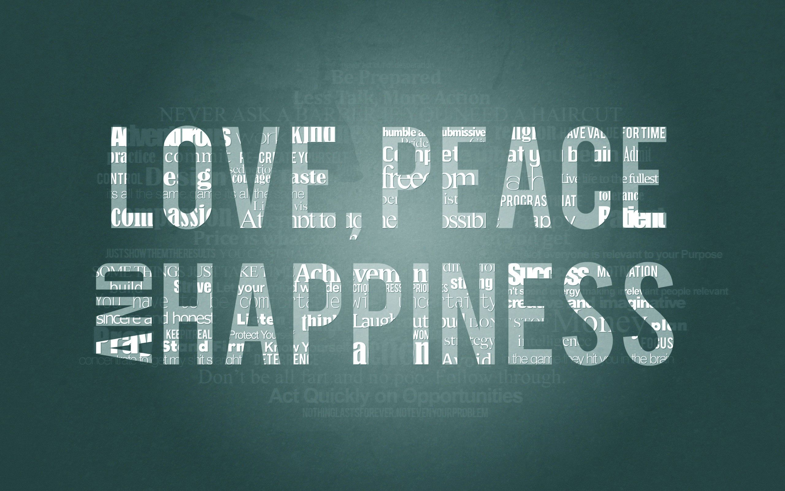 Happiness Love Peace Happiness Wallpapers Pictures Photos Images