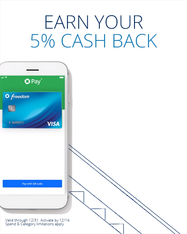 Take Your Cash Back To Another Level. Earn Your Quarterly