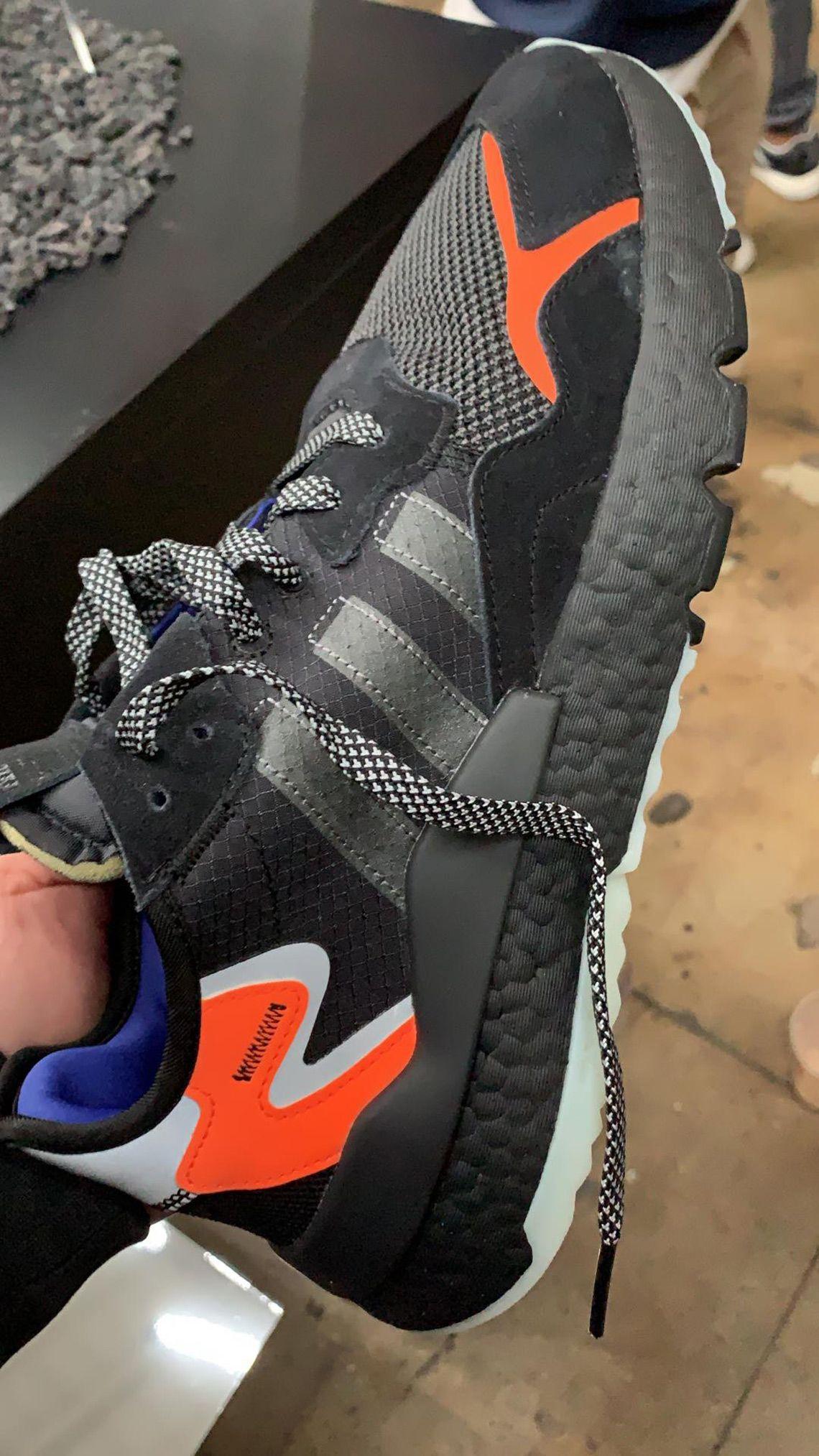 procedimiento Compañero Desde  First Look At The adidas Originals Nite Jogger | Zapatos deportivos, Marca  de moda, Zapatos
